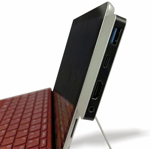 USB-C Adapter PLUSONIC PSUC0165, 5in1 - Produktbild 8