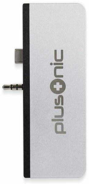 USB-C Adapter PLUSONIC PSUC0165, 5in1 - Produktbild 11