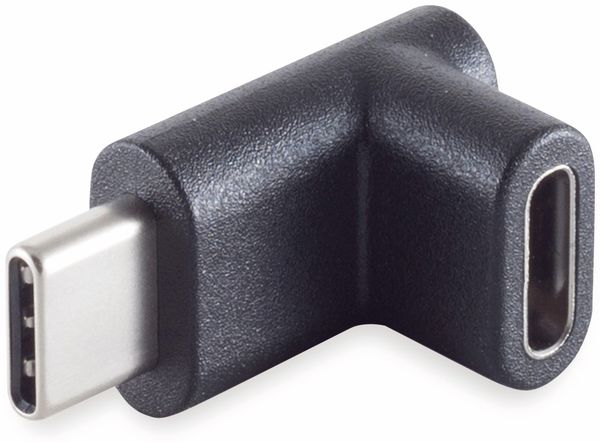USB-C Adapter, 90°, USB 3.1