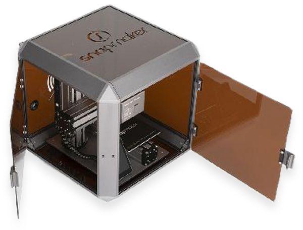 3-in-1 3D Drucker, Laser, Fräse und Gehäuse - Produktbild 4