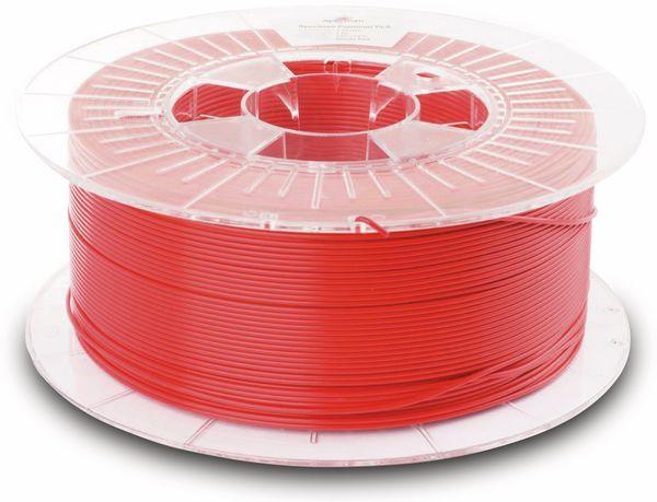 Spectrum 3D Filament PLA 1.75mm BLOODY rot 1kg