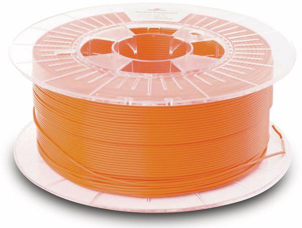 Spectrum 3D Filament PLA 1.75mm CARROT orange 1kg