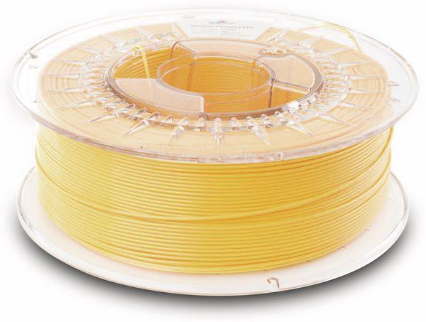 Spectrum 3D Filament PETG 1.75mm BAHAMA gelb 1kg