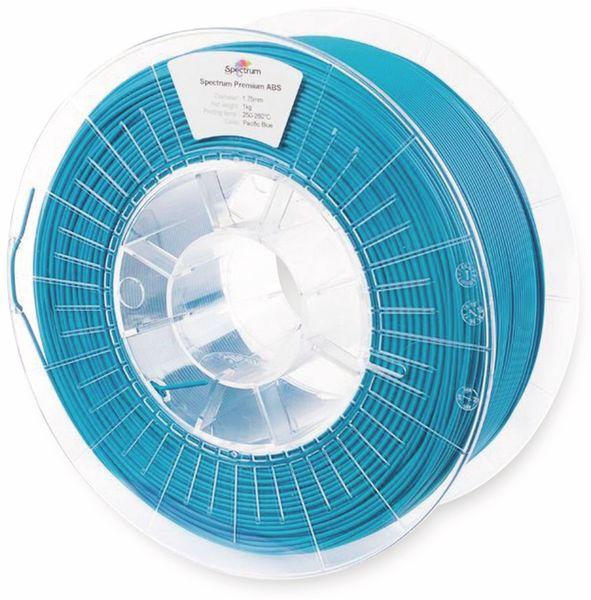 Spectrum 3D Filament smart ABS 1.75mm PACIFIC blau 1kg - Produktbild 2