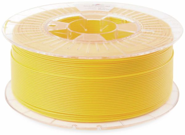 Spectrum 3D Filament smart ABS 1.75mm BAHAMA gelb 1kg