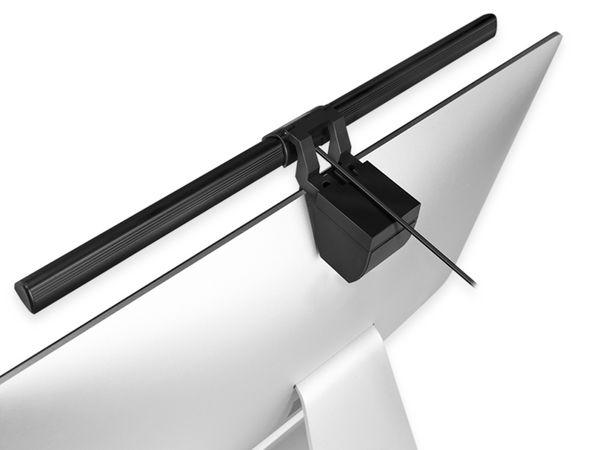USB-LED Arbeitslampe LOGILINK UA0372, schwarz - Produktbild 2