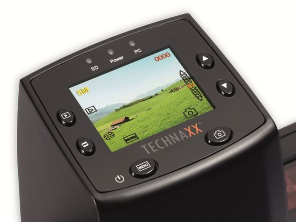 Diascanner TECHNAXX DigiScan DS-02 - Produktbild 4