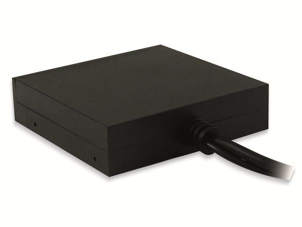 "USB3.0 EInbau-Hub LC-POWER LC-CR-2, 3,5"" - Produktbild 3"