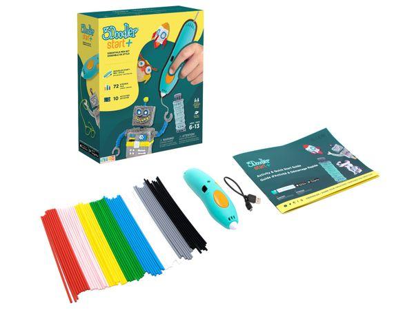 3D-Stift 3DOODLER Start+, Pen-Set
