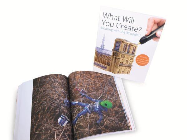 MINT Buch 3DOODLER Project Book