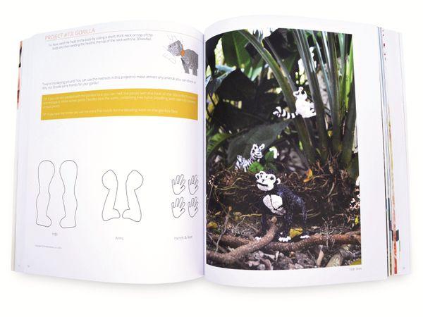 MINT Buch 3DOODLER Project Book - Produktbild 2
