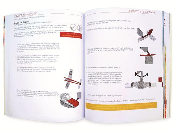 MINT Buch 3DOODLER Project Book - Produktbild 3