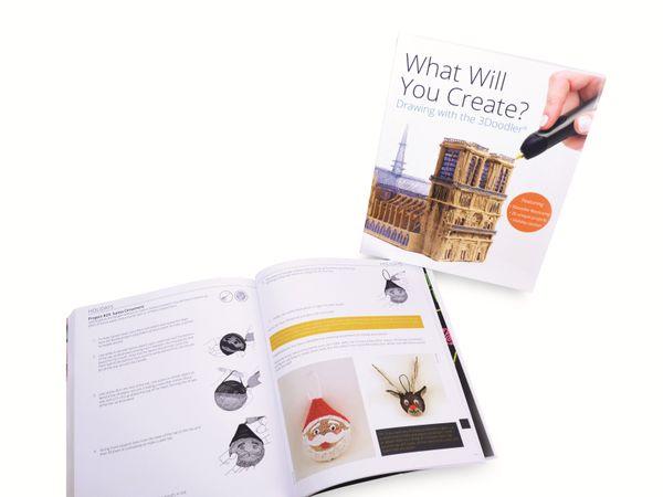 MINT Buch 3DOODLER Project Book - Produktbild 4