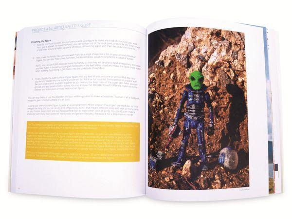 MINT Buch 3DOODLER Project Book - Produktbild 9