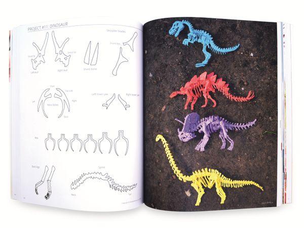 MINT Buch 3DOODLER Project Book - Produktbild 10