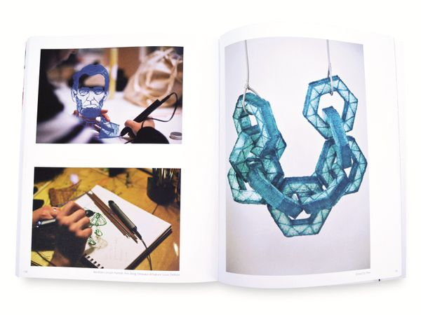 MINT Buch 3DOODLER Project Book - Produktbild 11