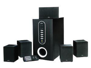 Aktives 5.1 Soundsystem SP-609W