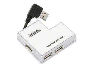 USB 2.0-Hub HAMA 39711