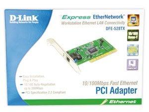 Netzwerkkarte D-Link DFE-528TX, 10/100 Mbps - Produktbild 2