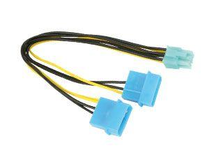 PCIe-Stromadapter