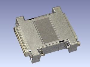 Nullmodem-Adapter, 25-polig