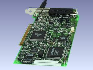 Audio-/Video-Kombikarte Intel PCI