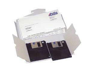 Disketten-Versandkartons