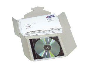 CD-Versandkartons