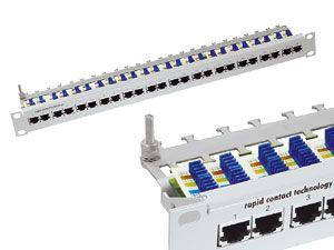 CAT.5e Patchpanel