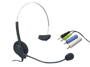 Multimedia-Headset ANDREA NC-80