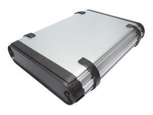 """5,25"""" Festplatten-Gehäuse, USB 2.0 zu IDE"""