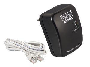 Powerline-Netzwerkadapter LAN