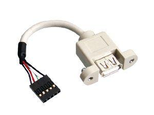 USB-A-Einbaubuchse