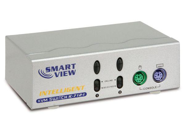 Elektronischer Data-Switch 2-port - Produktbild 1