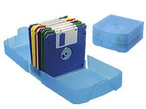 Disketten-Klappbox