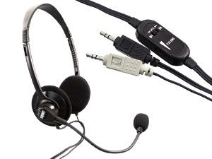 Multimedia-Headset Labtec C 33