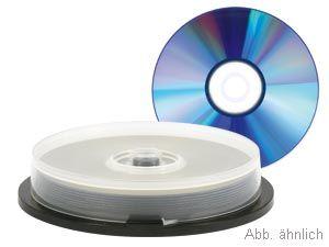 DVD+R Spindel