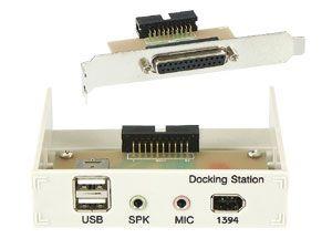 Multimedia-Panel Multibay II