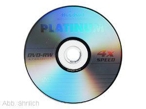 DVD+RW Rohling