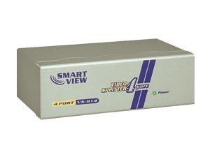 Video Splitter, 4-Port