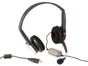 Multimedia-Headset USB80