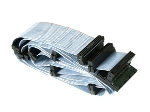 SCSI-III Flachbandkabel