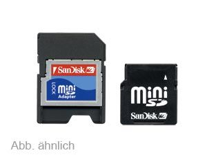 mini SD Card, 256 MB