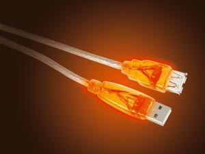 USB 2.0-Verlängerungskabel
