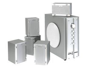 Aktives 5.1 Soundsystem SP-7000A