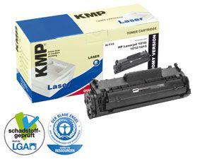 Toner KMP, ersetzt HP Q2612A