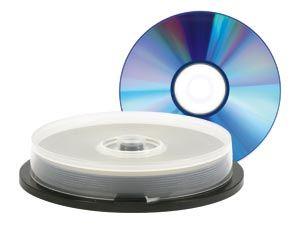 DVD+R Spindel (DoubleLayer)