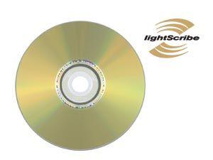 DVD+R Rohlinge (LightScribe)