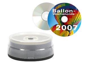 DVD+R Spindel (bedruckbar)