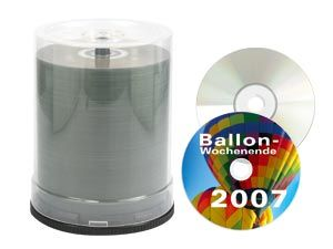 CD-R Spindel (bedruckbar)